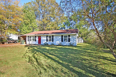Goose Creek Single Family Home Contingent: 322 Anita Drive