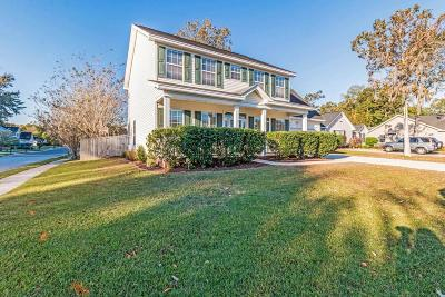 Charleston Single Family Home For Sale: 253 Mallory Drive