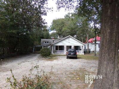 Walterboro Single Family Home For Sale: 1317 Wichman Street