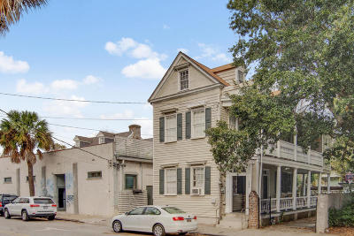 Charleston Single Family Home For Sale: 194 Saint Philip Street