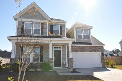 Single Family Home For Sale: 2138 Pimlico Drive