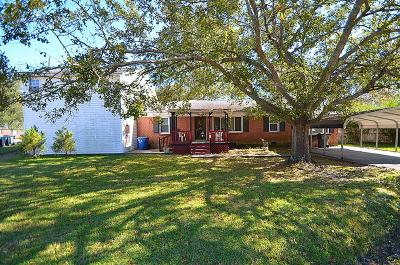 Single Family Home For Sale: 58 Guerry Circle