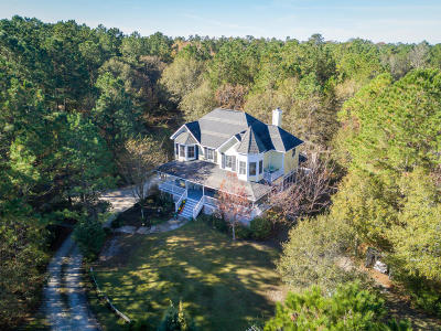 Single Family Home For Sale: 1375 Old Dairy