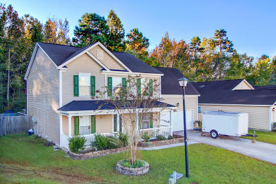 Summerville Single Family Home Contingent: 77 Blue Jasmine Lane