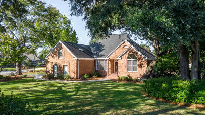 Mount Pleasant Single Family Home Contingent: 1336 Tailwind Court