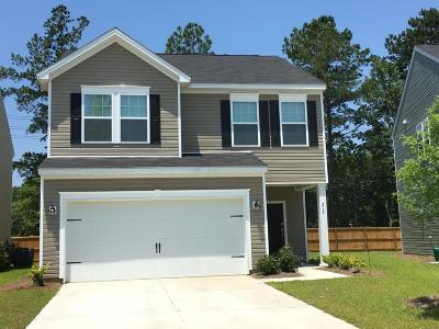 Moncks Corner Single Family Home For Sale: 204 Lazy River Lane
