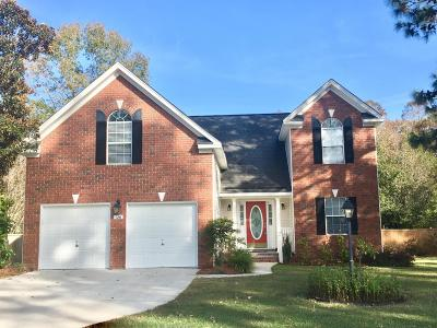 Goose Creek Single Family Home Contingent: 126 Tattingstone Way
