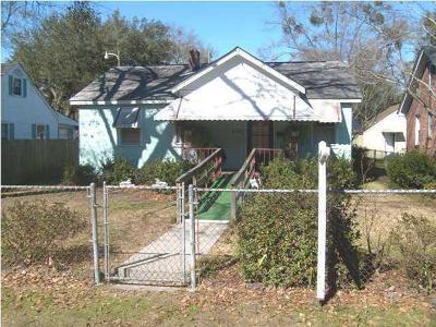 North Charleston Single Family Home For Sale: 2160 Birch Street