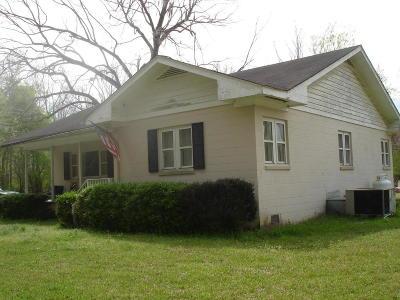 Johns Island Single Family Home For Sale: 1079 Hughes Rd.