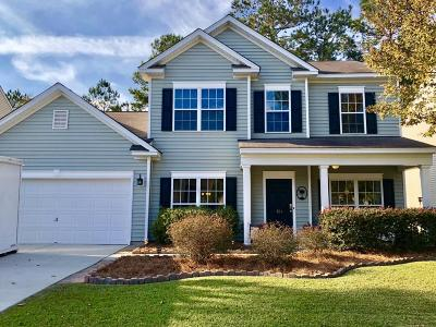 Ladson Single Family Home For Sale: 154 Sweet Alyssum Drive