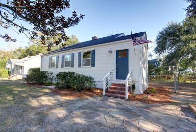 North Charleston Single Family Home Contingent: 4708 Marlboro Place