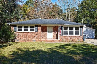 North Charleston Single Family Home For Sale: 1106 Sherwood Street