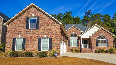 North Charleston Single Family Home For Sale: 8771 Alexandria Drive