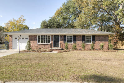 West Ashley Plantation Single Family Home For Sale: 1672 Boone Hall Road