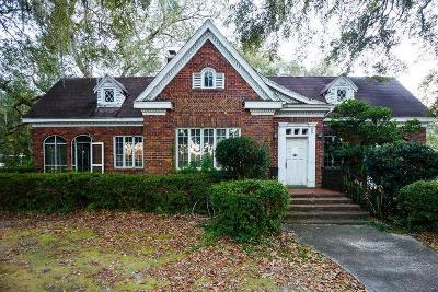 Walterboro Single Family Home For Sale: 300 Carn Street