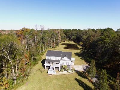 Johns Island Single Family Home For Sale: 3050 Murraywood Road