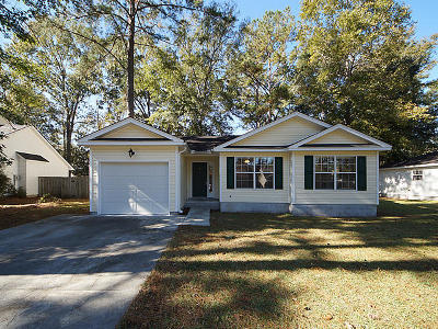 Charleston SC Single Family Home For Sale: $225,000