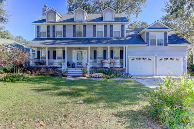 Charleston SC Single Family Home For Sale: $345,000