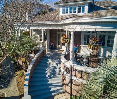 Charleston SC Single Family Home Contingent: $1,875,000