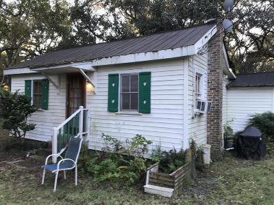 Johns Island SC Single Family Home Contingent: $75,000