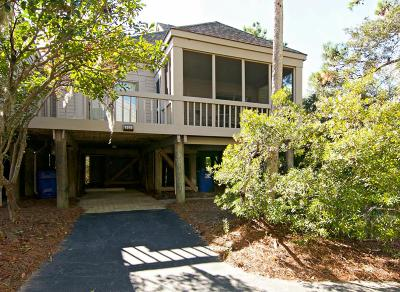 Seabrook Island Attached For Sale: 1515 Marsh Hvn