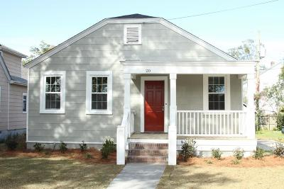 Charleston SC Single Family Home For Sale: $475,000