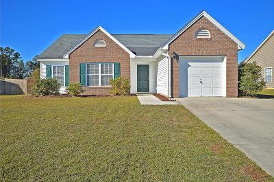 Goose Creek Single Family Home Contingent: 120 Salem Creek Drive