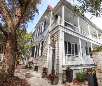 Charleston SC Attached For Sale: $2,250,000