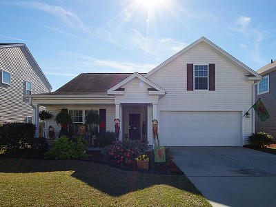Goose Creek Single Family Home For Sale: 269 Mayfield Drive