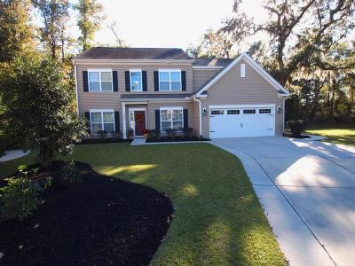 North Charleston Single Family Home For Sale: 5465 Kings River Drive