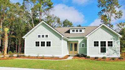 Summerville Single Family Home For Sale: 69 Olympic Club Drive