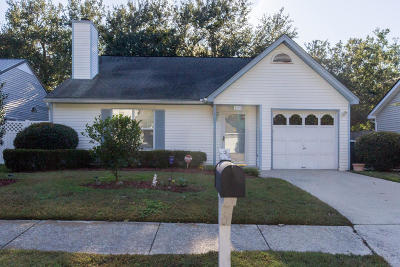 Charleston SC Single Family Home For Sale: $269,000