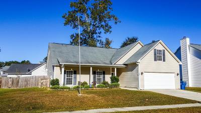 Moncks Corner Single Family Home For Sale: 143 Harvest Moon Road
