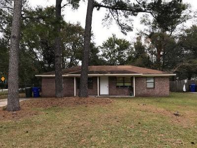 Johns Island SC Single Family Home For Sale: $125,000