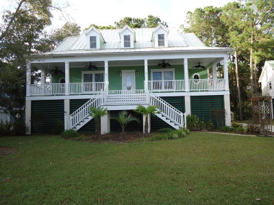 Mount Pleasant SC Single Family Home For Sale: $675,000