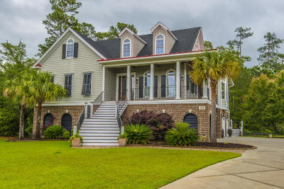 Mount Pleasant SC Single Family Home For Sale: $885,000