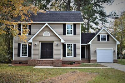 Summerville SC Single Family Home For Sale: $215,000