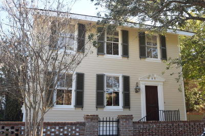 Charleston SC Single Family Home Contingent: $1,049,500