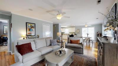 Charleston Single Family Home For Sale: 570 Seaward Drive