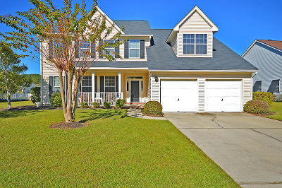 Charleston Single Family Home For Sale: 5082 Weatherstone Road
