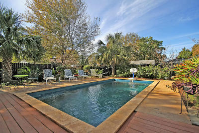 North Charleston Single Family Home For Sale: 5225 Parkside Drive