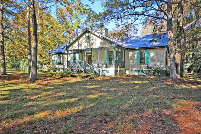 Edisto Island Single Family Home For Sale: 7946 Averyt Lane
