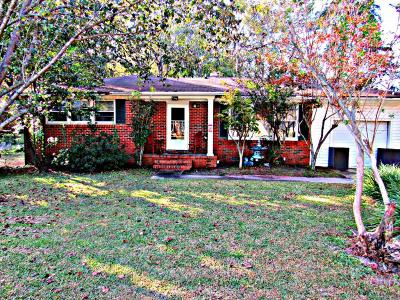 North Charleston Single Family Home For Sale: 5355 Parkside Drive