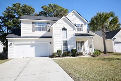 Mount Pleasant Single Family Home For Sale: 304 Rice Bay Drive