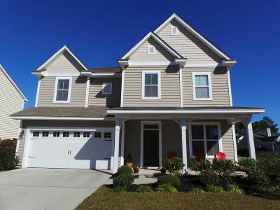 Moncks Corner Single Family Home For Sale: 300 Fox Ridge Lane