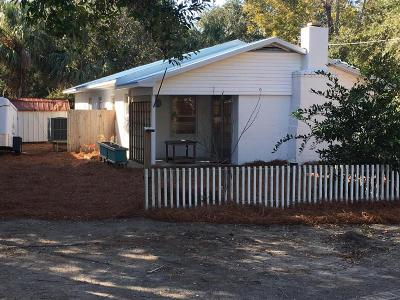 Isle Of Palms Single Family Home For Sale: 9 30th Avenue
