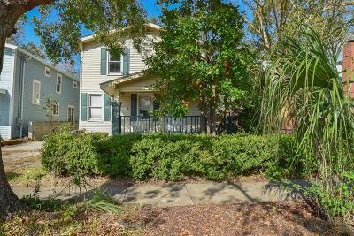 Charleston Single Family Home For Sale: 66 Poplar Street
