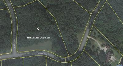Johns Island Residential Lots & Land For Sale: 4114 Gnarled Oaks Lane