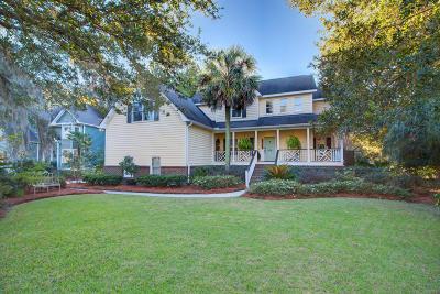 Mount Pleasant Single Family Home For Sale: 534 Hidden Boulevard