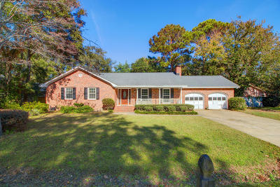 Dellwood Single Family Home For Sale: 738 Leafwood Road